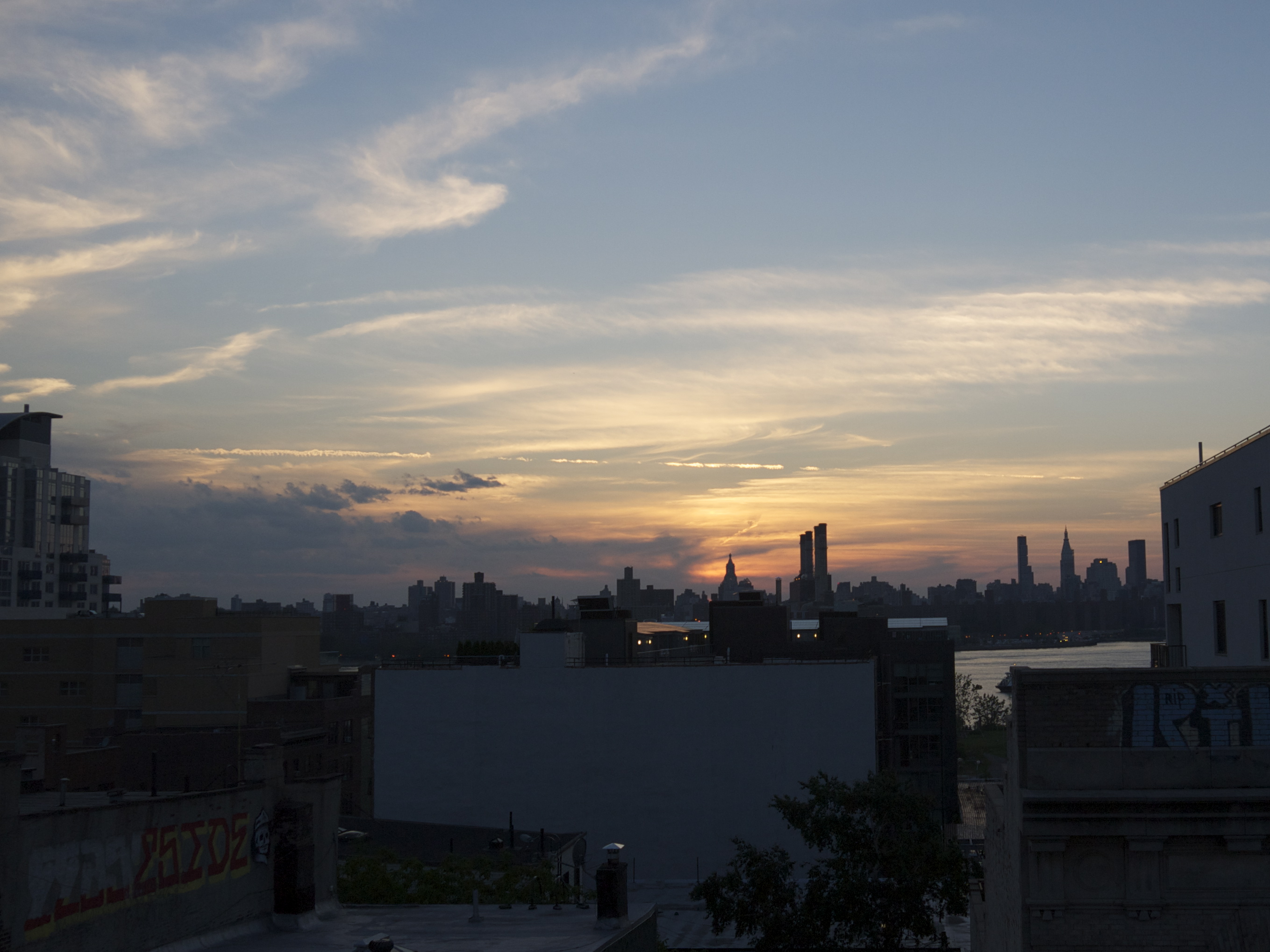 Rooftop Supper Club summer kickoff (Photo: Anna Silman)