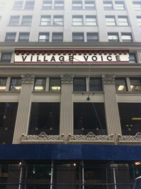Will the Voice take its letters to 80 Maiden Lane? (Photo: Phillip Pantuso)