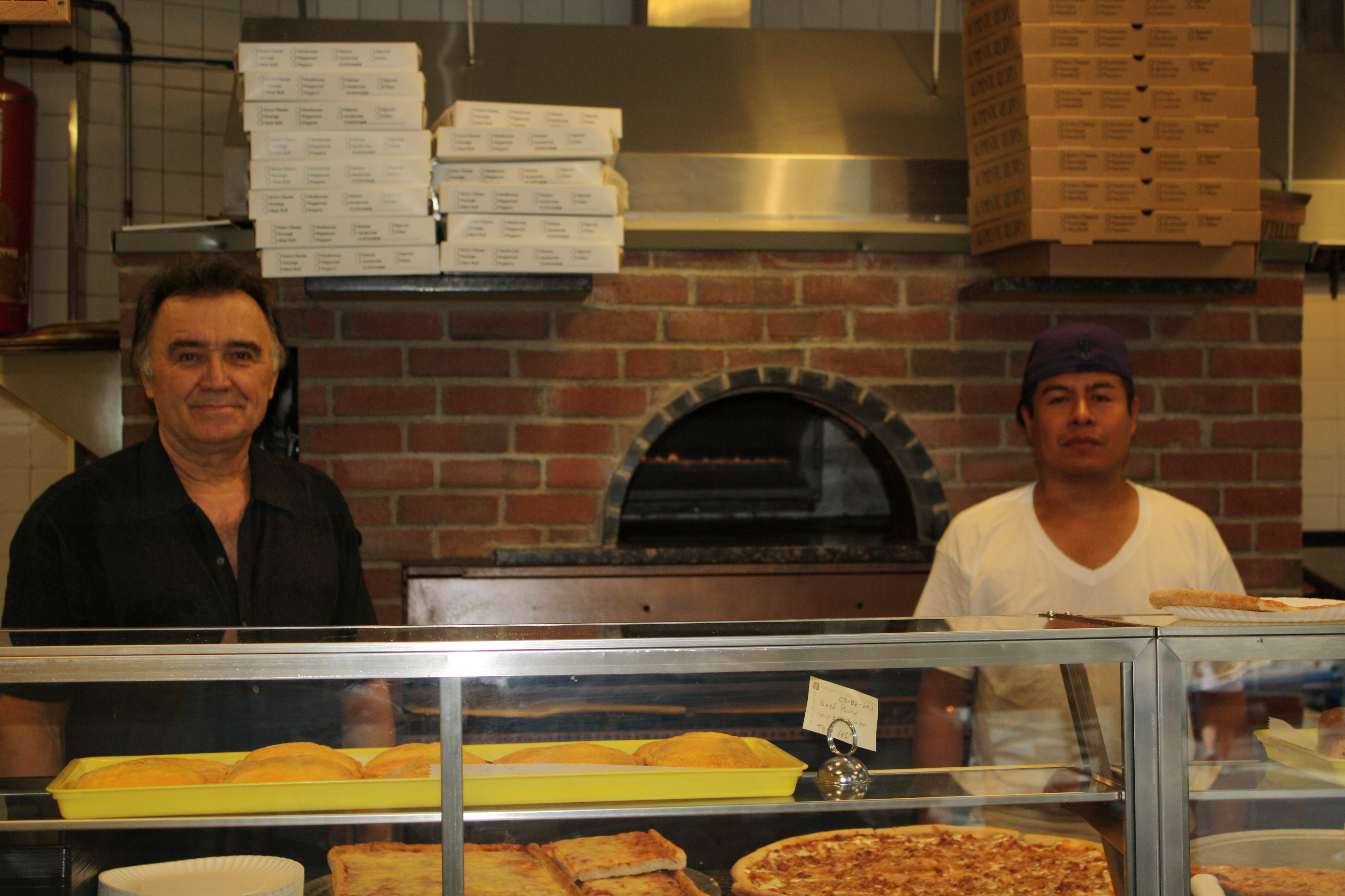 Nino's Pizzeria (Photo: Phillip Pantuso)