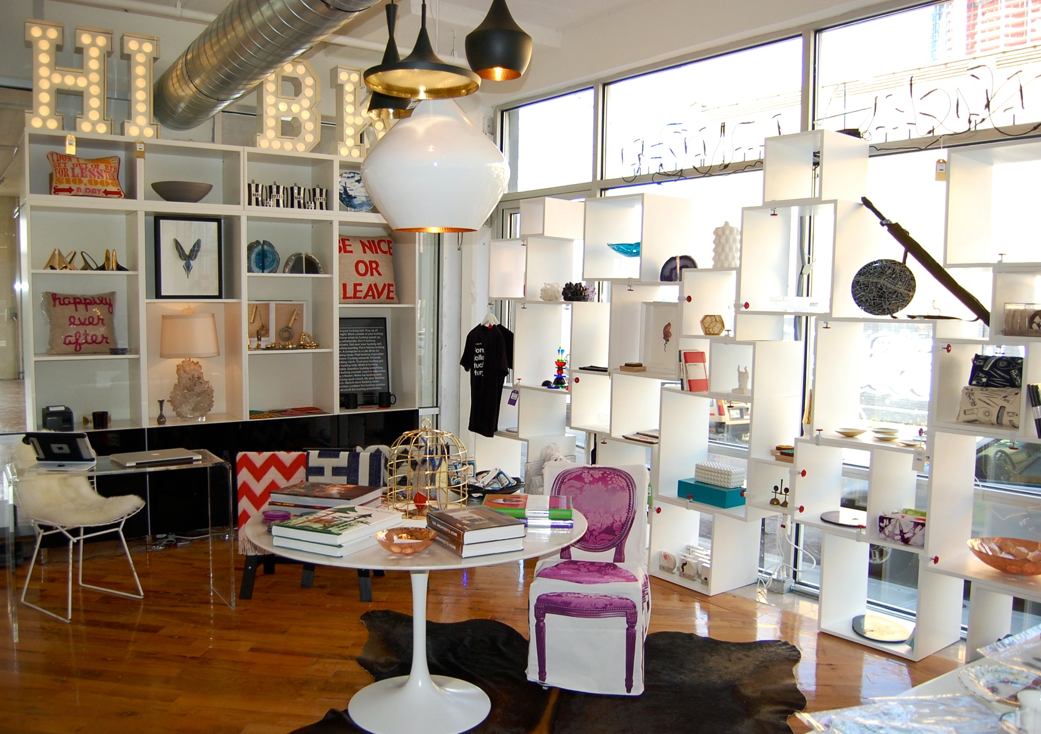this new shop will give your apartment that california