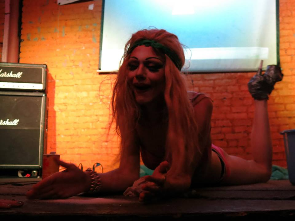 Drag Queen Macy Rodman Thinks Bushwick Is Getting Gayer And Gayer