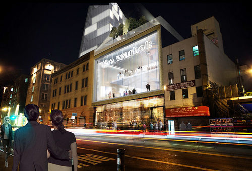 The proposed Warhol Museum (Photo: Curbed)