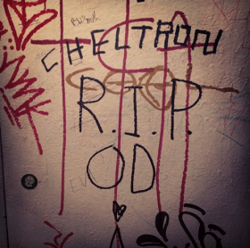 Odessa's bathroom. (Photo: Bedford + Bowery's Instagram)