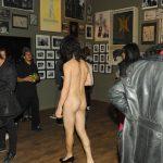 Gratuitous nudity (Photo: Patrick McMullan)