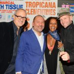 Serge Becker, Lisa Cooper, John McDonald (Photo: Patrick McMullan)