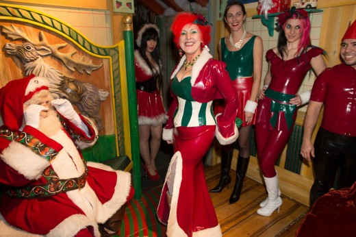 The Baroness will be taking her annual pilgrimage to Macy's Dec. 17. (Photo courtesy of The Baroness)