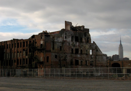 The terminal after the fire. (Photo: Nathan Kensinger)