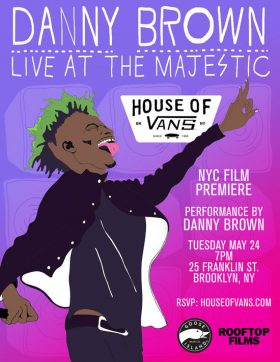 (Flyer via House of Vans/ Rooftop Films)