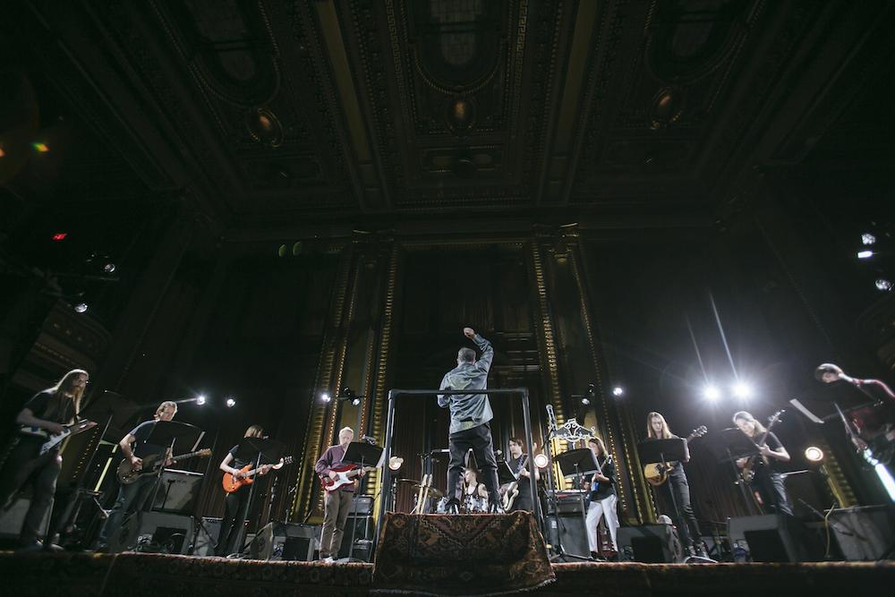 (Glenn Branca's Symphonies - Red Bull Music Academy Festival New York 2016)
