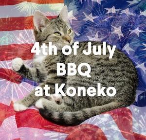 (Photo: Courtesy of Koneko Cat Cafe)