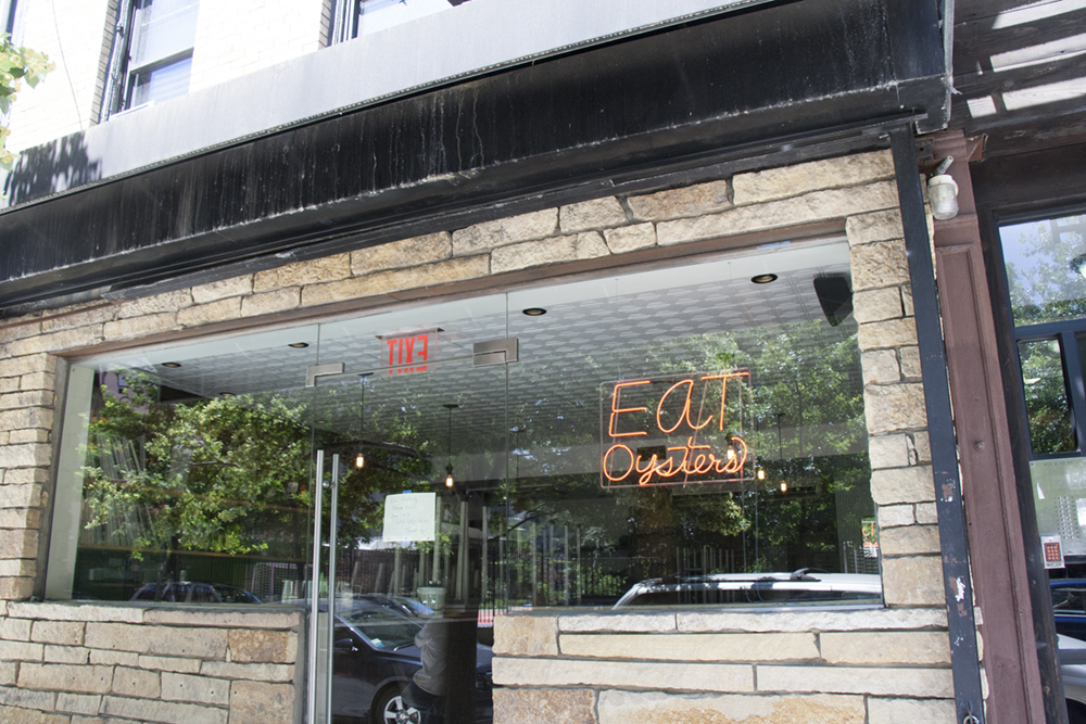 Marco Canora Of Hearth Opens Zadie S Oyster Room For