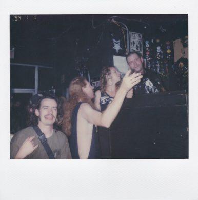 Co-owner Bill Dozer, top right (Photo: Nick McManus)