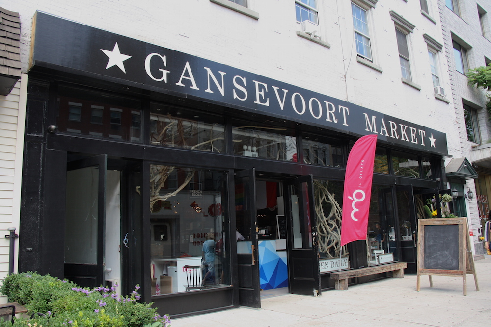 Gansevoort Market luke's lobster, gotham poké, and more premiere at the new