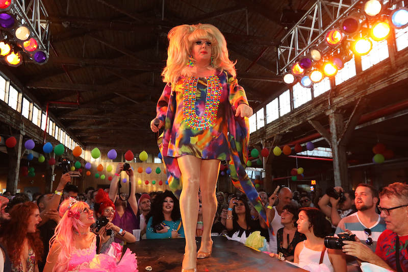 Lady Bunny (Photo: Daniel Leinweber | Razberry Photography)