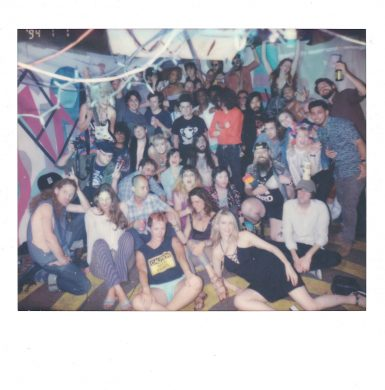 shot of the crowd at Torus_Porta's closing party (photo courtesy of Nick McManus)