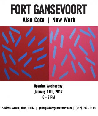 (flyer via Fort Gansevoort)